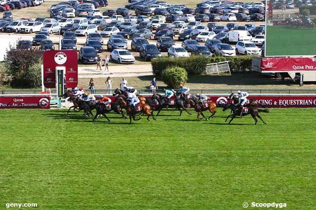 13/09/2020 - ParisLongchamp - Qatar Grand Handicap des Arc Trials : Arrivée