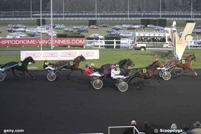 13/02/2011 - Vincennes - Prix de Janval : Arrivée