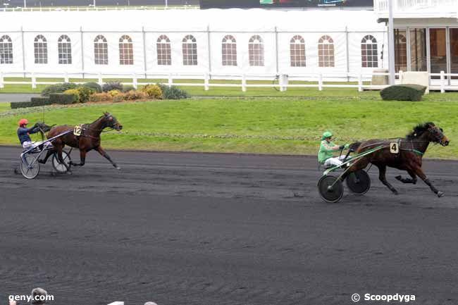 28/01/2010 - Vincennes - Prix de la Thiérache : Arrivée