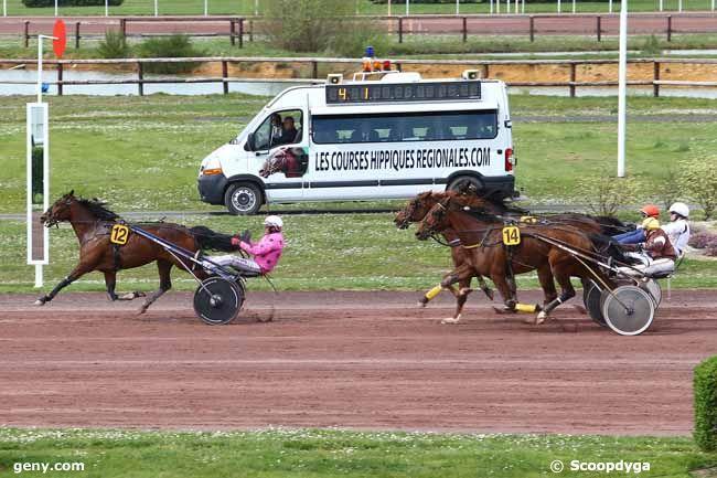 02/04/2014 - Angers - Grand Prix Angers-Loire Métropole : Arrivée
