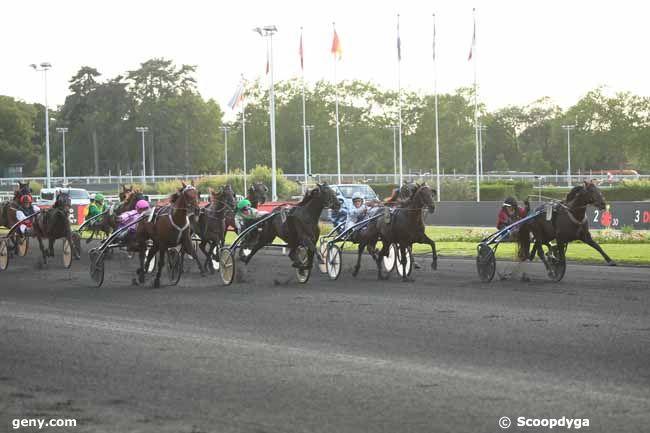 15/06/2018 - Vincennes - Prix Eudora : Arrivée