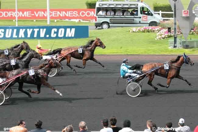 18/09/2011 - Vincennes - Prix de Moulins la Marche : Arrivée
