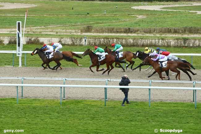 03/01/2020 - Deauville - Prix de l'Esque : Arrivée