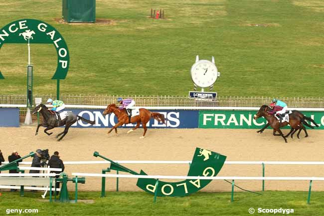 23/01/2015 - Chantilly - Prix de Chasseloup : Result