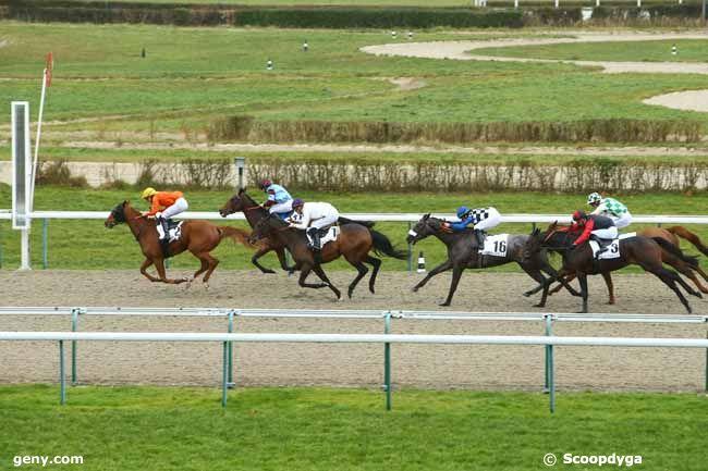 03/01/2020 - Deauville - Prix de la Beauvoisinière : Arrivée