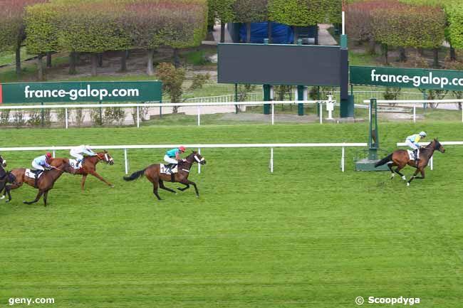 12/04/2019 - Saint-Cloud - Prix de Tarnos : Arrivée