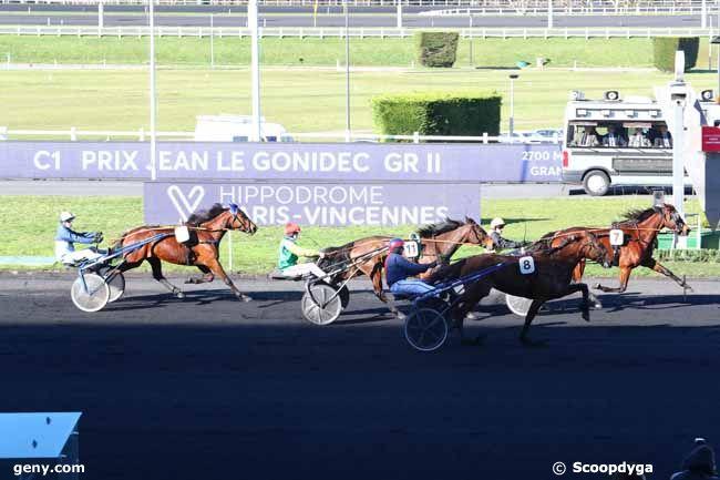 06/02/2020 - Vincennes - Prix Jean Le Gonidec : Arrivée