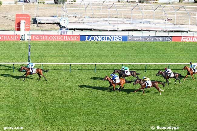 21/09/2019 - ParisLongchamp - Prix du Prince d'Orange : Result