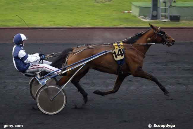 31/12/2008 - Vincennes - Prix de Poitiers : Arrivée