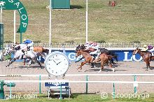 09/03/2021 - Chantilly - Prix Jocker : Arrivée