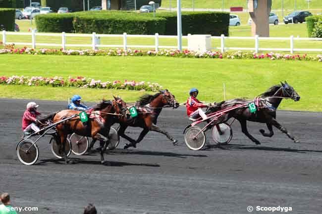 07/06/2014 - Vincennes - Prix de Villeneuve-sur-Lot : Arrivée