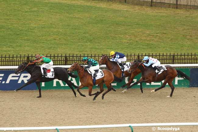 06/02/2014 - Chantilly - Prix de Chasseloup : Result