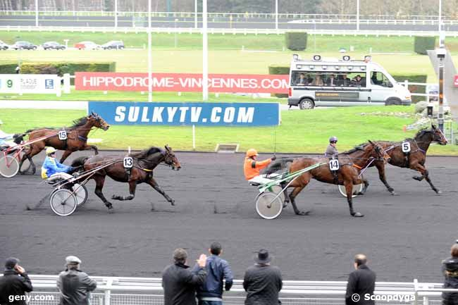 12/01/2013 - Vincennes - Prix de Joinville : Result
