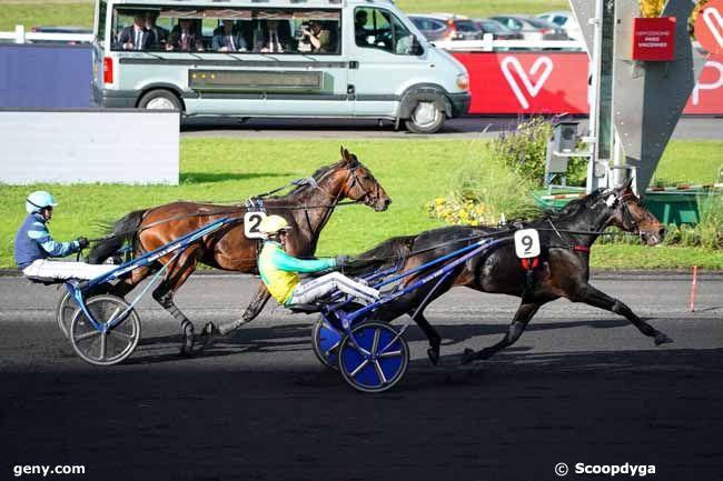 07/11/2019 - Vincennes - Prix Marcel Laurent : Arrivée