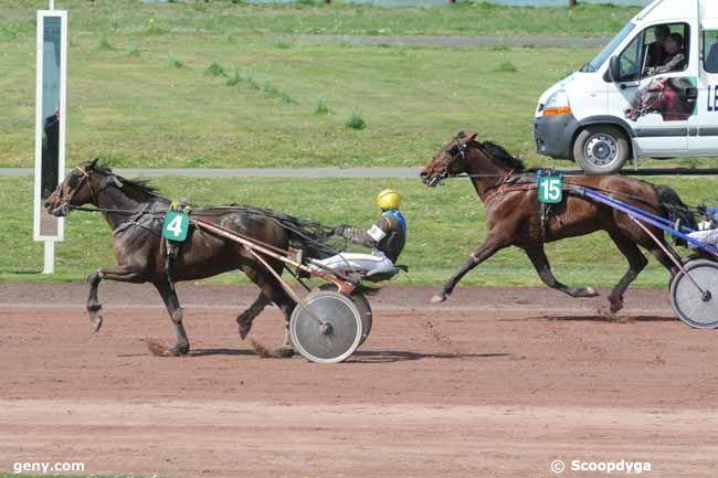 06/04/2011 - Angers - Grand Prix de la Ville d'Angers : Arrivée