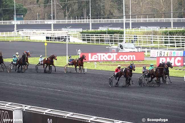 22/02/2021 - Vincennes - Prix de Challans : Arrivée