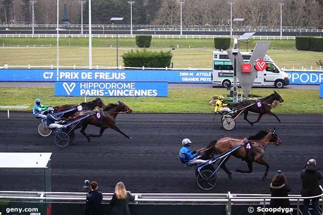 22/02/2021 - Vincennes - Prix de Fréjus : Arrivée