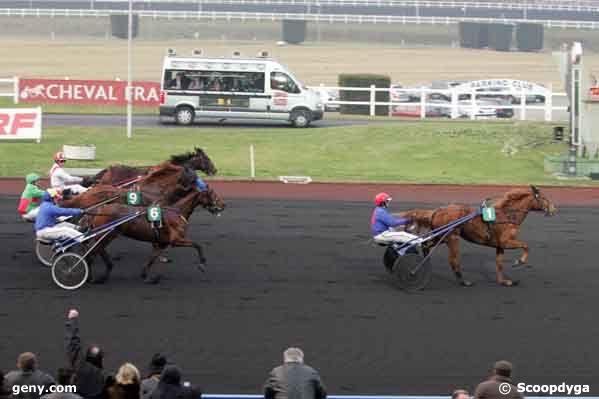 01/01/2008 - Vincennes - Prix d'Angoulême : Arrivée