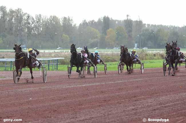 21/10/2017 - Caen - Prix de la Ville de Caen : Arrivée