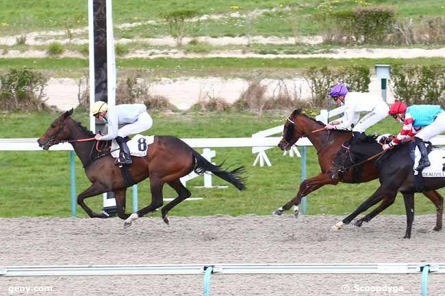 07/04/2021 - Deauville - Prix de la Jetée : Arrivée
