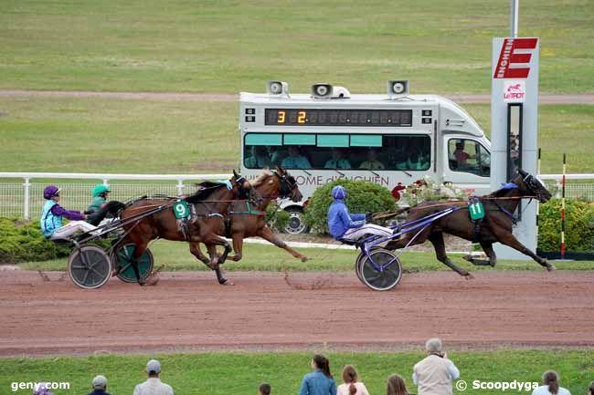 13/08/2019 - Enghien - Prix des Grandes Carrières : Arrivée