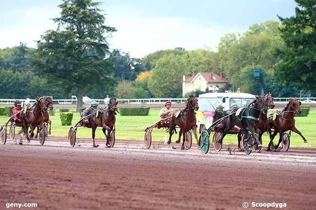 09/10/2019 - Lyon-Parilly - Prix de Vendée : Arrivée