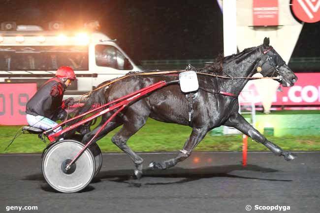 23/11/2018 - Vincennes - Prix Arietis : Arrivée