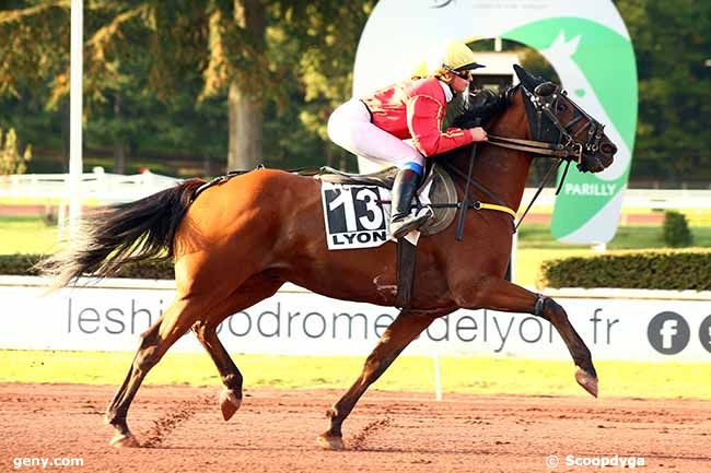 09/10/2019 - Lyon-Parilly - Prix du Maçonnais : Arrivée
