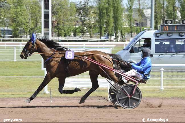 03/05/2021 - Vichy - Prix de Cluny : Arrivée