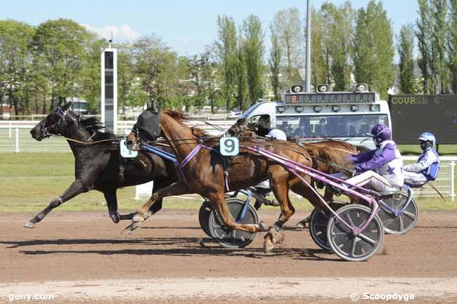 03/05/2021 - Vichy - Prix de Pontgibaud : Arrivée