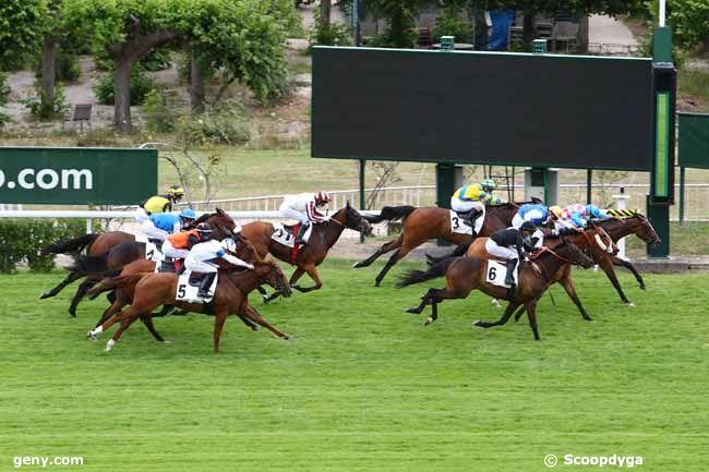 30/06/2020 - Saint-Cloud - Prix Gardefeu : Arrivée