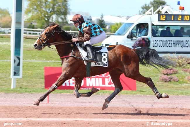 07/04/2021 - Angers - Prix Florence Lecellier : Arrivée