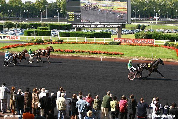 15/09/2007 - Vincennes - Prix de Moulins la Marche : Arrivée
