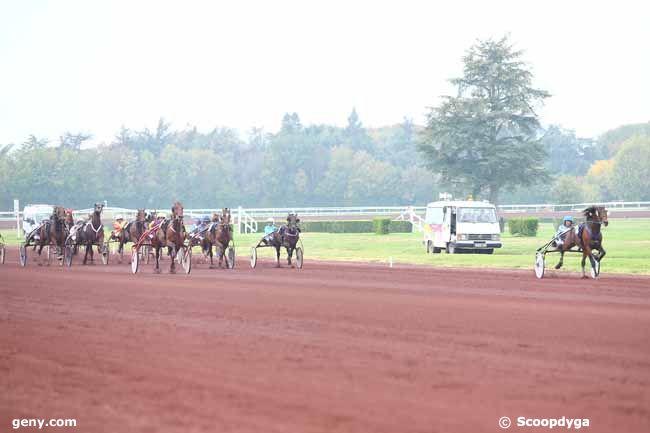 10/10/2018 - Lyon-Parilly - Prix de Vendée : Arrivée