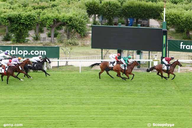 30/06/2020 - Saint-Cloud - Prix de Pauilhac : Arrivée