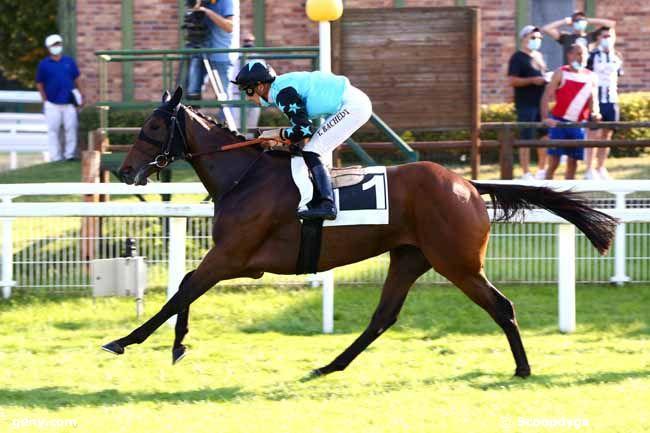16/09/2020 - Fontainebleau - Prix de la Croix de Vitry : Arrivée