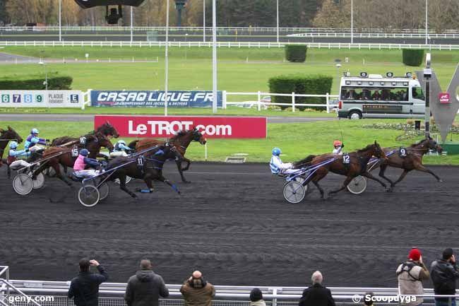 30/11/2015 - Vincennes - Prix des Alpes : Arrivée