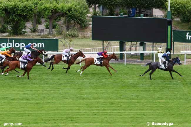 30/06/2020 - Saint-Cloud - Prix de Malidor : Arrivée