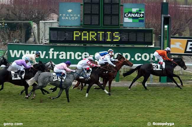 07/03/2009 - Saint-Cloud - Prix Teddy : Arrivée