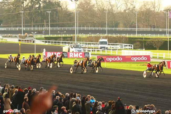 27/12/2015 - Vincennes - Critérium Continental : Arrivée