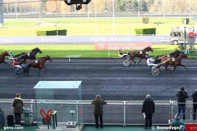 02/12/2019 - Vincennes - Prix des Alpes : Arrivée