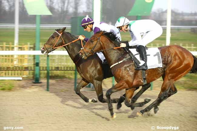 12/01/2019 - Chantilly - Prix de Chasseloup : Result