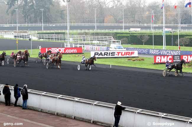 03/12/2019 - Vincennes - Prix des Pyrénées : Arrivée