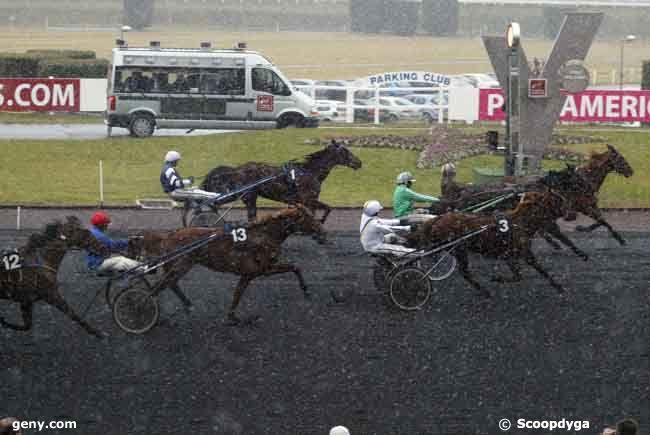 07/02/2009 - Vincennes - Prix de Munich : Arrivée