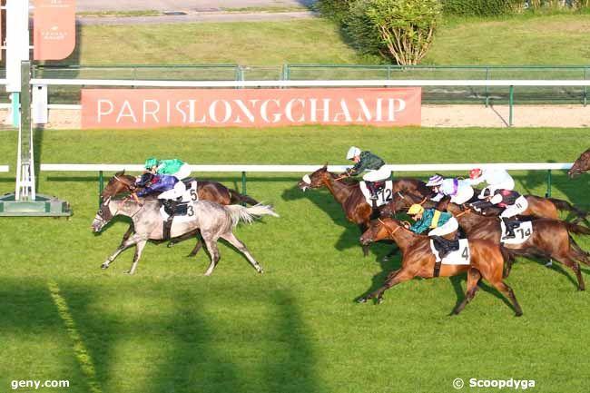 22/07/2021 - ParisLongchamp - Prix de la Venus de Paris - Grand Prix des Femmes Jockeys : Arrivée