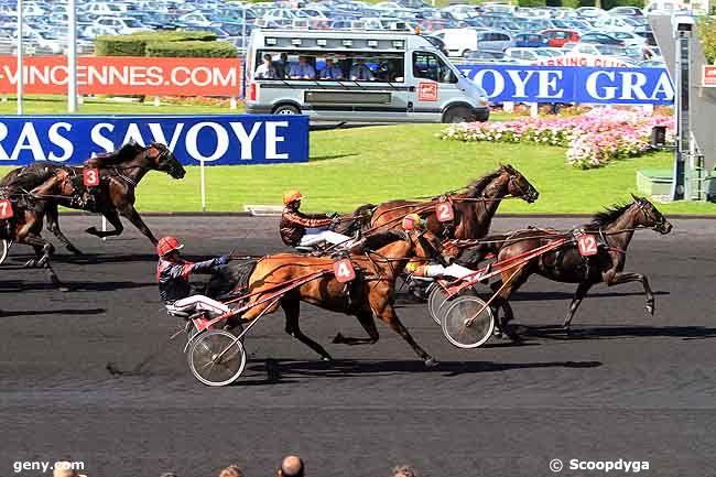 19/09/2010 - Vincennes - Prix de Moulins-la-Marche : Arrivée
