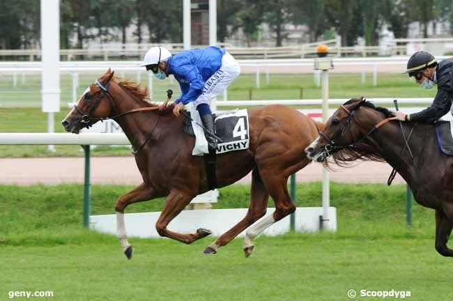 22/05/2020 - Vichy - Prix du Rocher de Bouligny : Arrivée