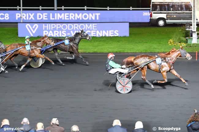 07/12/2019 - Vincennes - Prix de Limermont : Result