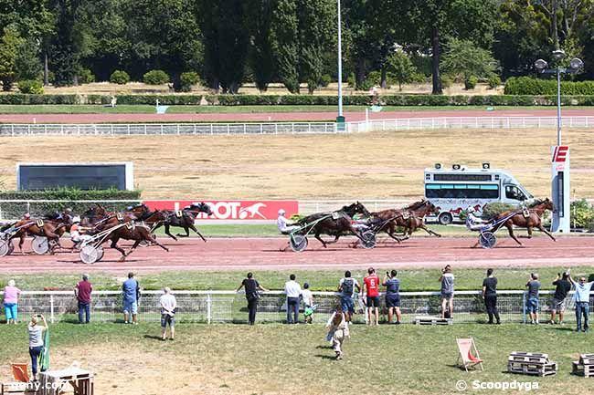 12/08/2020 - Enghien - Prix du Pont de l'Alma : Arrivée