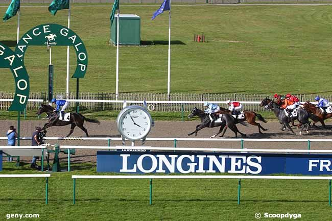 13/10/2021 - Chantilly - Prix de Survilliers : Arrivée